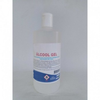 Álcool gel 500 ml