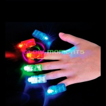 Laser Finger LED